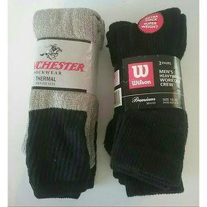 Men's 6 Pairs of Socks NWT!